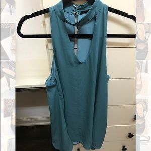 OLIVACEOUS SWING DRESS